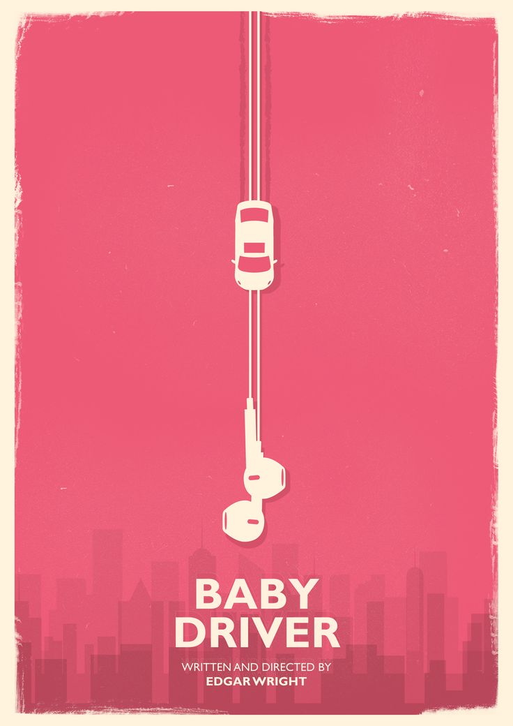 Image result for baby driver poster