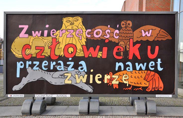 Galeria Rusz: Toruń / Bulwar Sztuki CSW, (GR)