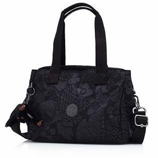 Kipling Nariko Medium Shoulder Bag with Removable Cross Body Strap