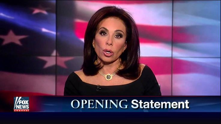 Judge Jeanine: Stop blaming guns; start shooting terrorists