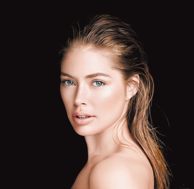 doutzen kroes beauty make-up mooi verzorging gezicht ...