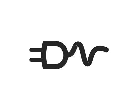 Hidden concept logo design: EDN