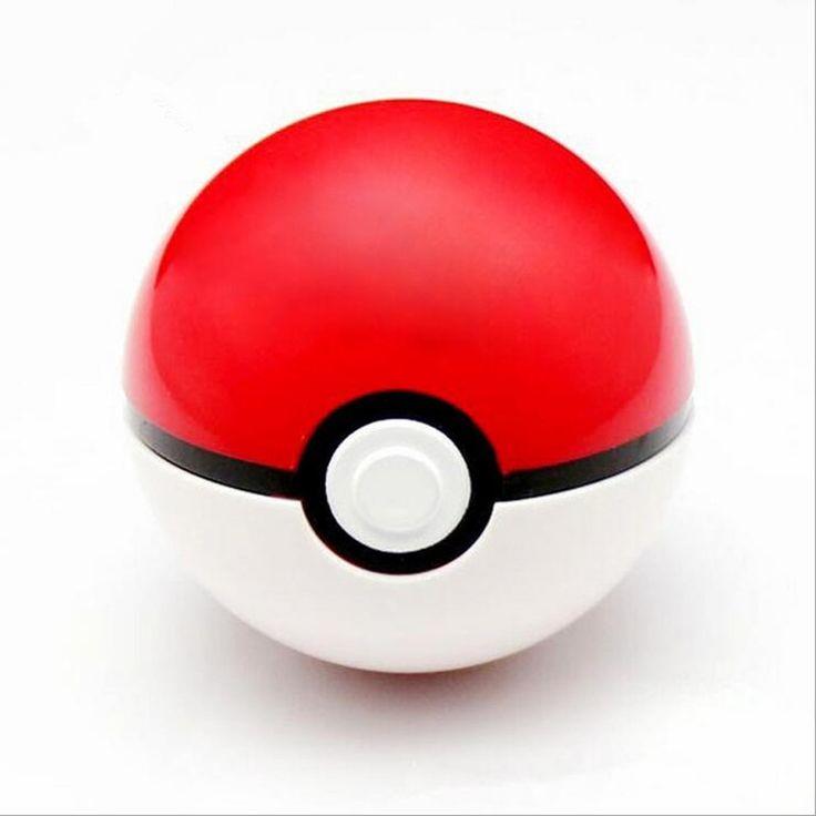 4 Pcs/Set 7 CM Aksi Angka Pokemon Pikachu Pokeball Pokemon Trainer Dengan Acak Bola Anak Mainan Super Master Ball