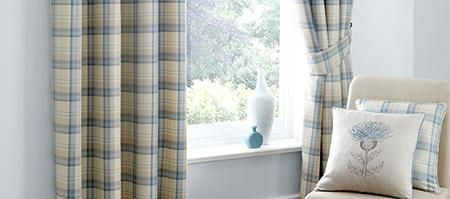 1000 images about curtains for a grey and white room on for Space fabric dunelm