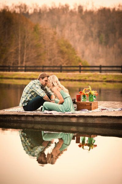 I honestly would love to be proposed to at my lake where I grew up as a kid!