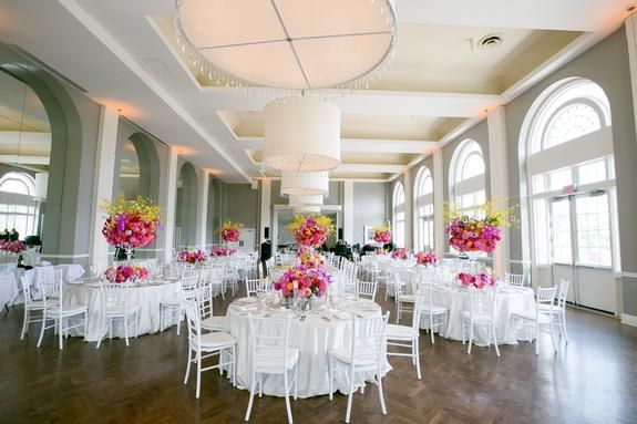 Crazy Colorful Wedding Wedding At Calhoun Beach Club Linen Effects Wedding Event And Party Rental Decor L Rental Decorating Wedding Rentals Linen Rentals