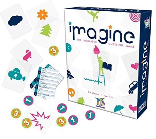 Imagine The Animated Guessing Game 7.1/10