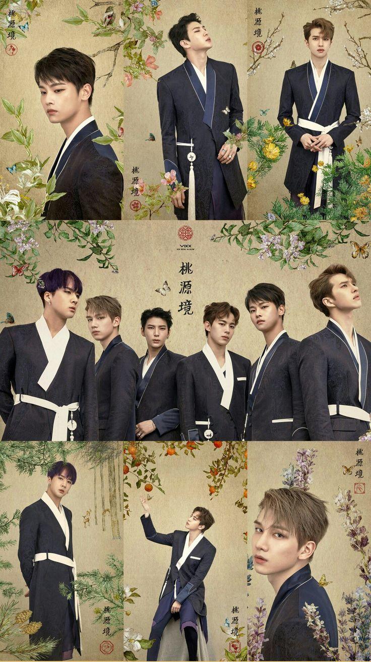 VIXX Shangri La Wallpaper 1 Follow Me For More