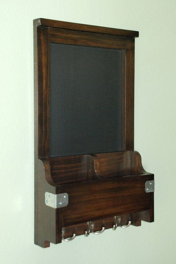 Hey, I found this really awesome Etsy listing at http://www.etsy.com/listing/160116339/narrow-entry-hall-way-organizer