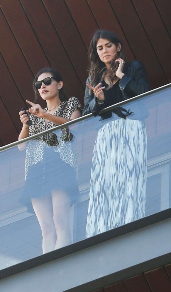 Nikki Reed & Phoebe Tonkin – Fasano Hotel in Rio de Janeiro