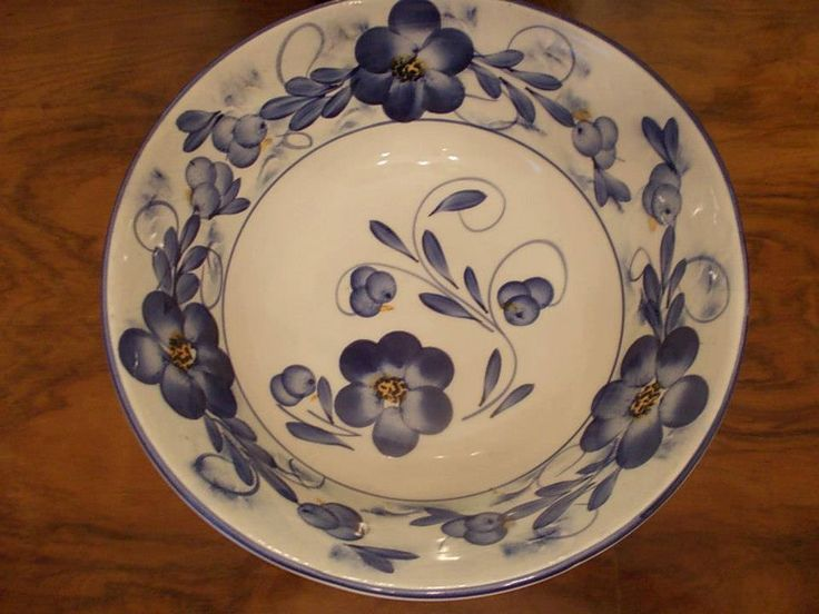 A beautiful unique vintage salad plate by bavarian porcelain by StrangeAttachments on Etsy