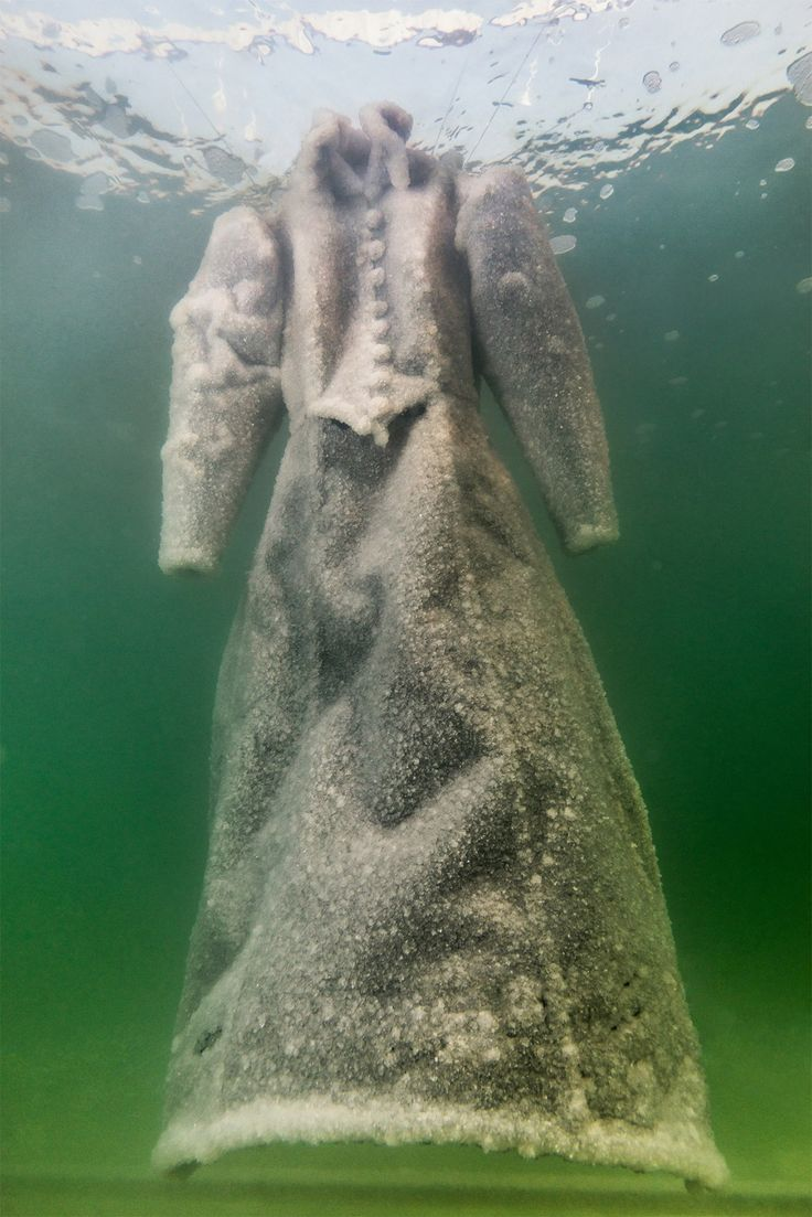 Sheldon s diy miata alignment page - A 19th Century Dress Submerged In The Dead Sea Becomes Gradually Crystallized With Salt