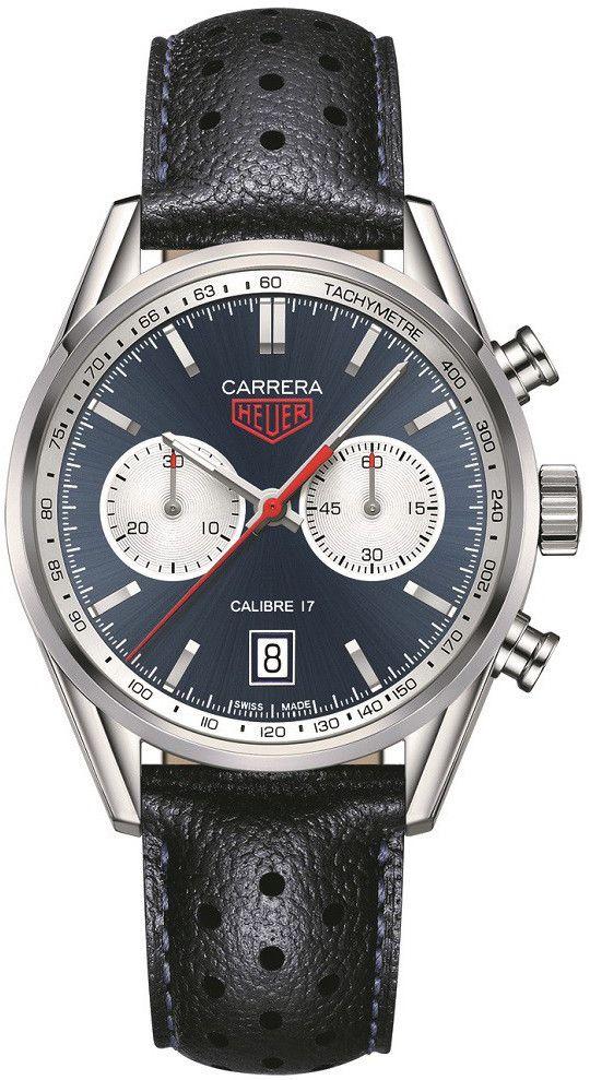 TAG Heuer Watch Carrer Calibre 17