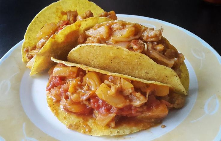 Zoete Taco