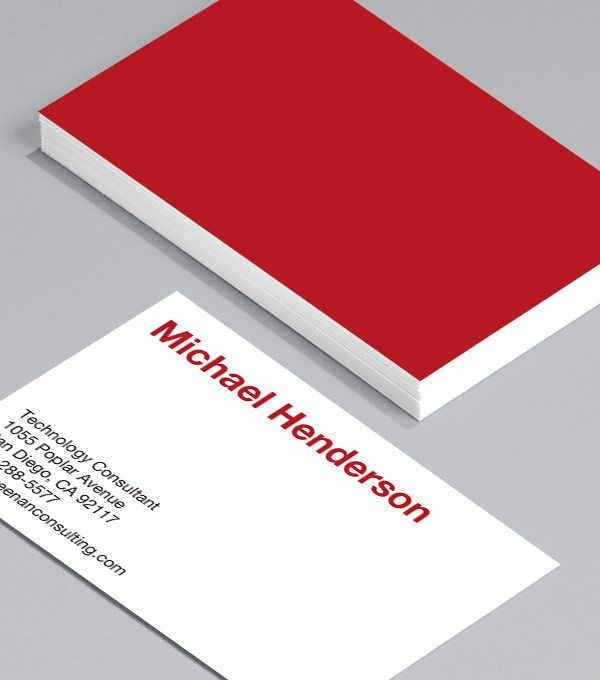 outstanding rounded corner business card template photo business