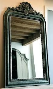 Image result for miroir louis philippe blanc