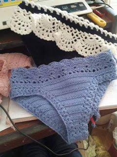 bikini crochet…