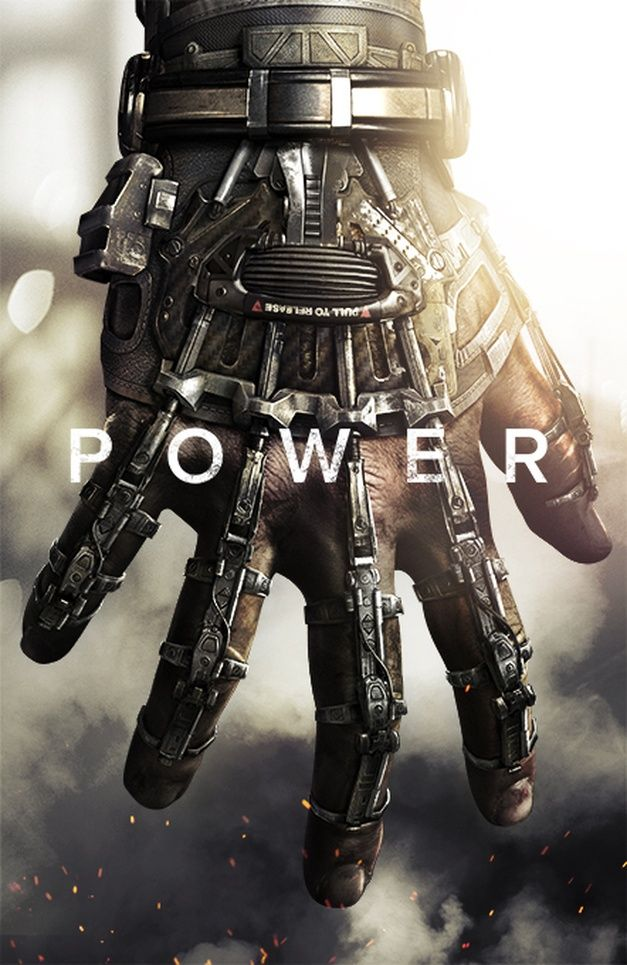 Call of Duty: Advanced Warfare - Secondary Art - Graphis