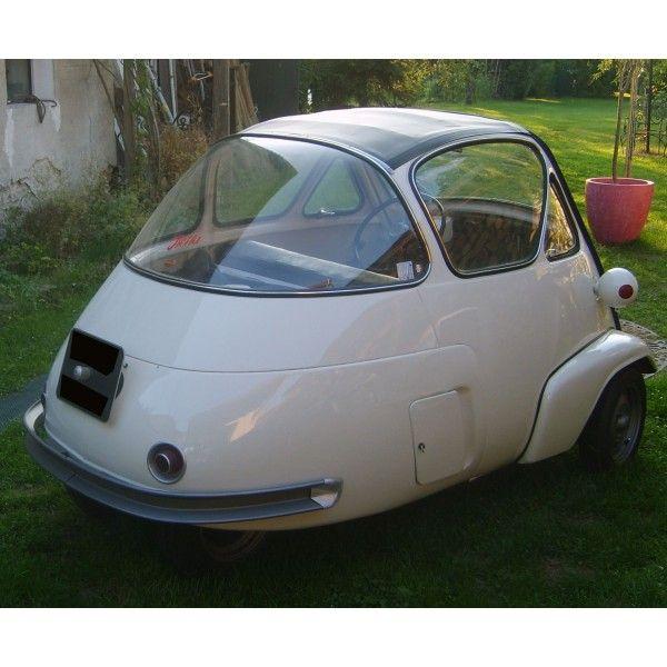 velam car | Location auto retro collection - velam isetta 1956 micro car
