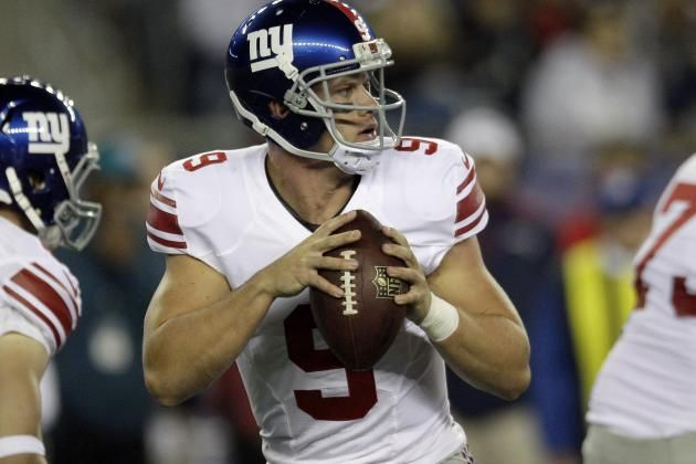 NY Giants: Quarterback Ryan Nassib #Cuse #GMEN