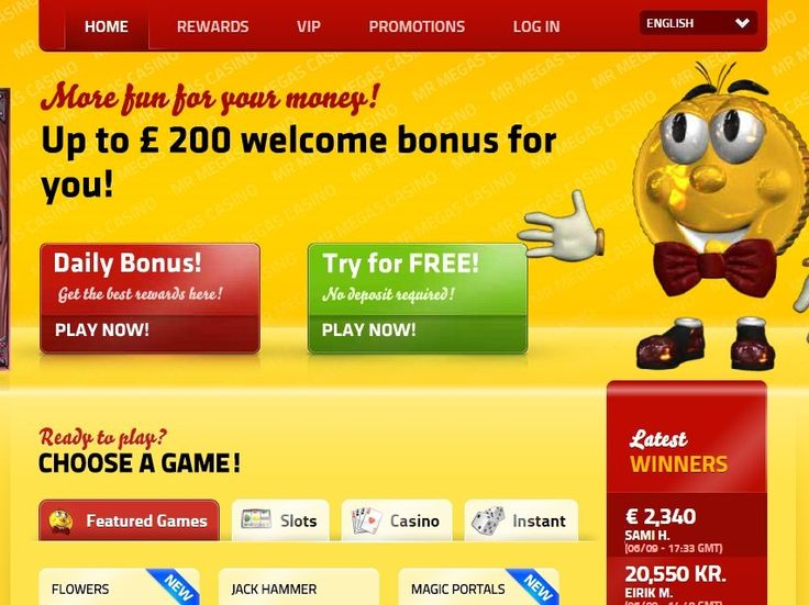 We are giving you the chance to play  Online Casino Australia at MrMega, enjoy the losts of casino games click at mrmega.com . https://www.mrmega.com/Online-Casino-Australia