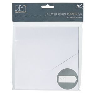 DIYI Folded Square Deluxe Pocket