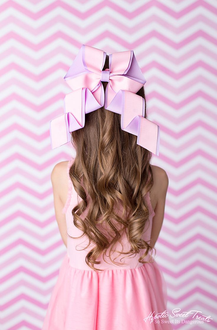 how to make large cheer bows