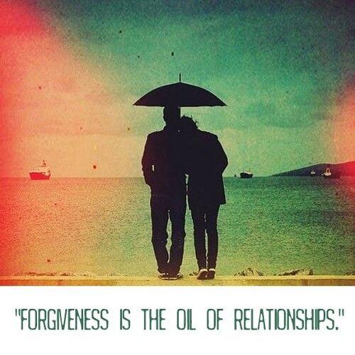 forgiveness improve your relationship