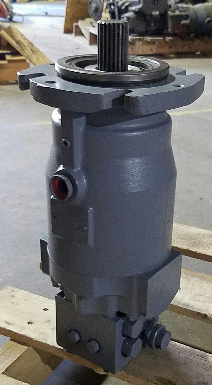 Details about Sundstrand 21 series hydrostatic motor