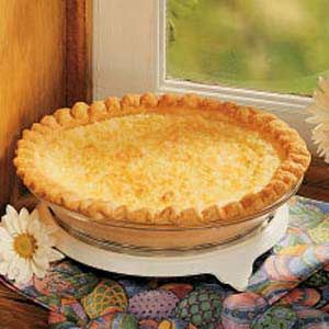 Coconut Pie; Have to try this, it just looks too easy and I love coconut. (Saved and Printed)