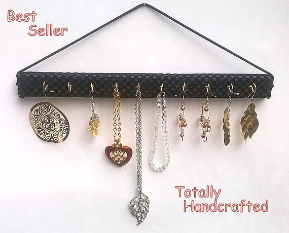 Necklace Holder / Jewelry Holder / Earring Display / Necklace