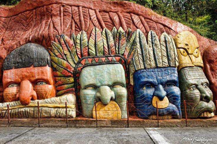 Pacha Mama - Barranquismo, Cali, Colombia