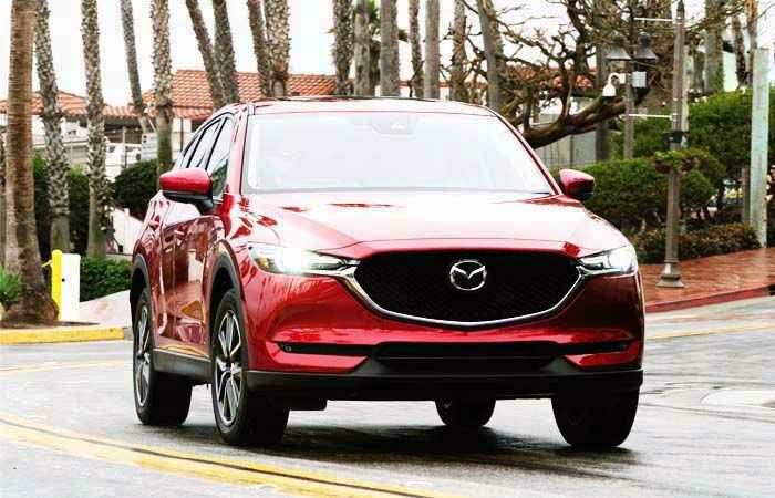 2019 Mazda CX-5: A Whole Package SUV Vehicle with Great Engine