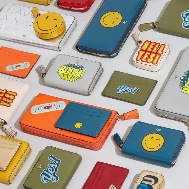Resort 2016 small accessories #AnyaHindmarch #Resort2016