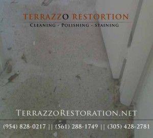 Terrazo Restoration Specialists in Jupiter FL