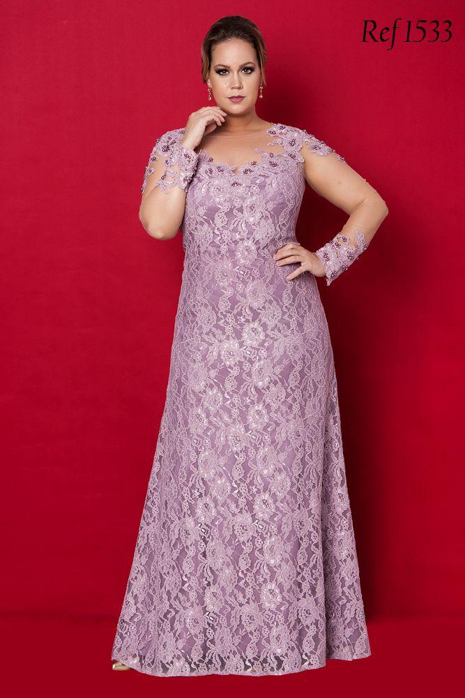 Coleção Rubi - Vestidos Plus Size - Aiza Collection