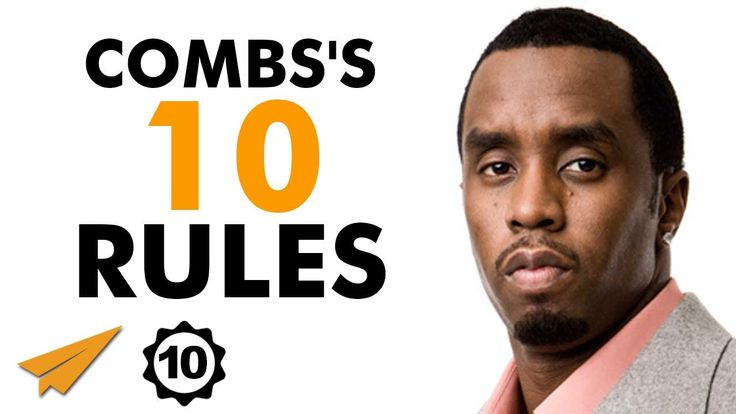 Sean Combs Interview - Sean Combs's Top 10 Rules For Success (@iamdiddy) - YouTube