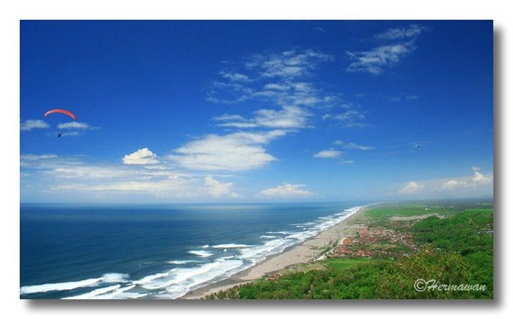 Parangtritis Beach at Yogyakarta