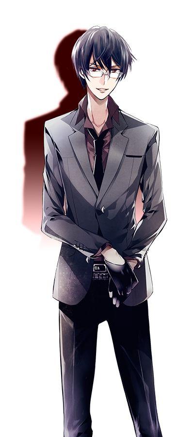 Anime Male Glasses Anime Characters Anime Anime