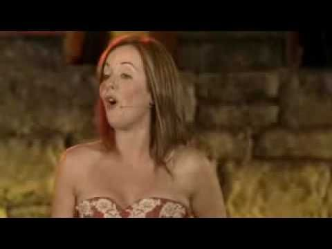 Lisa Kelly The Voice & Mairead Nesbitt The Fiddle HD - YouTube