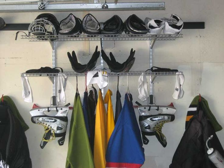 Love this equipment rack