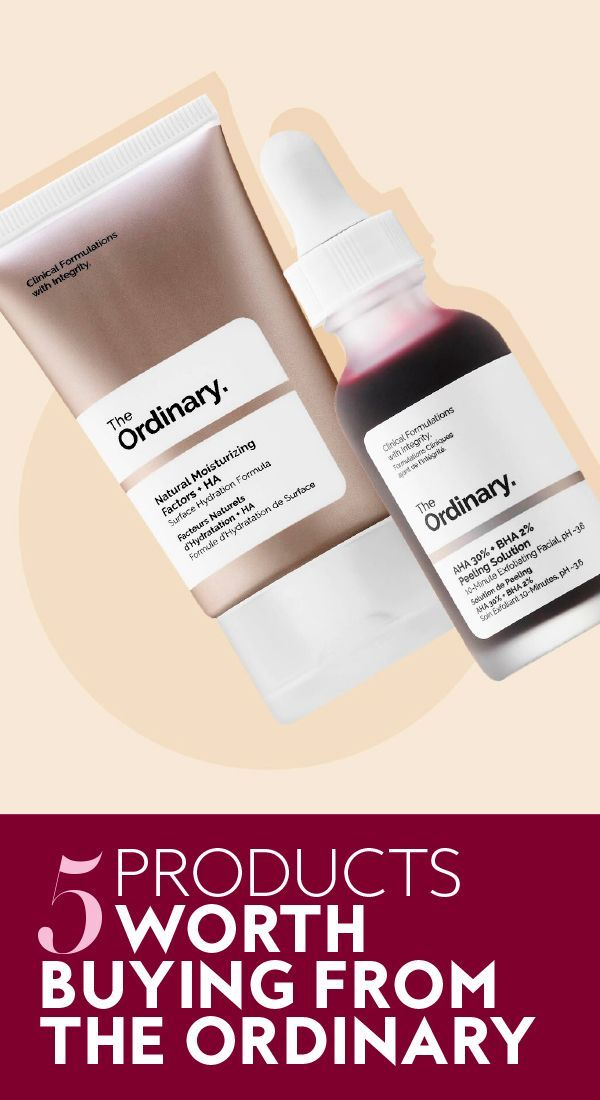 The Best Products From The Ordinary The Ordinary Skincare Products Skin Care Affordable Skin Care The Ordinary Products