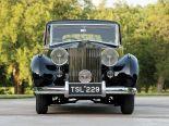 Rolls-Royce Silver Wraith Sedanca de Ville by Mulliner '1948