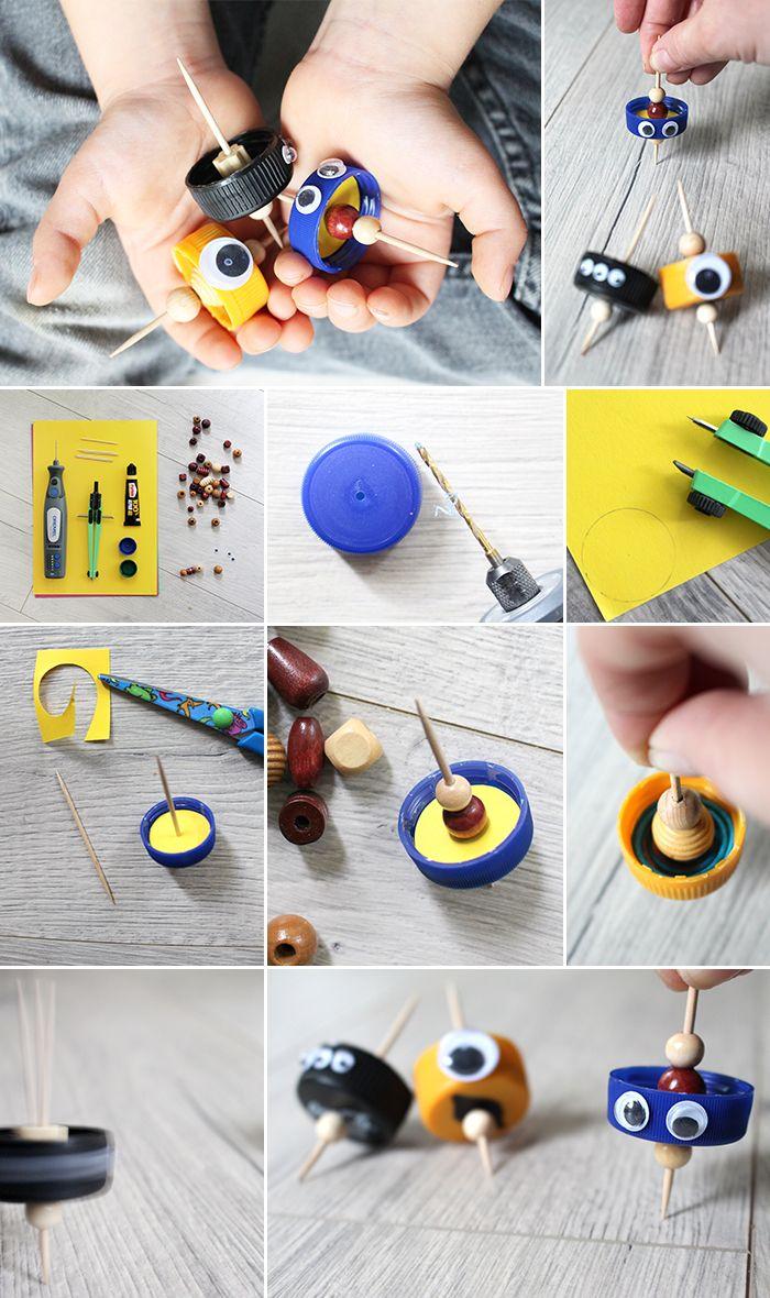 ber ideen zu recycling spielzeug auf pinterest spielzeug waldorfpuppen und recycling. Black Bedroom Furniture Sets. Home Design Ideas