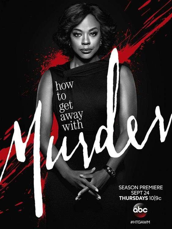 How to Get Away With Murder (season has ended)