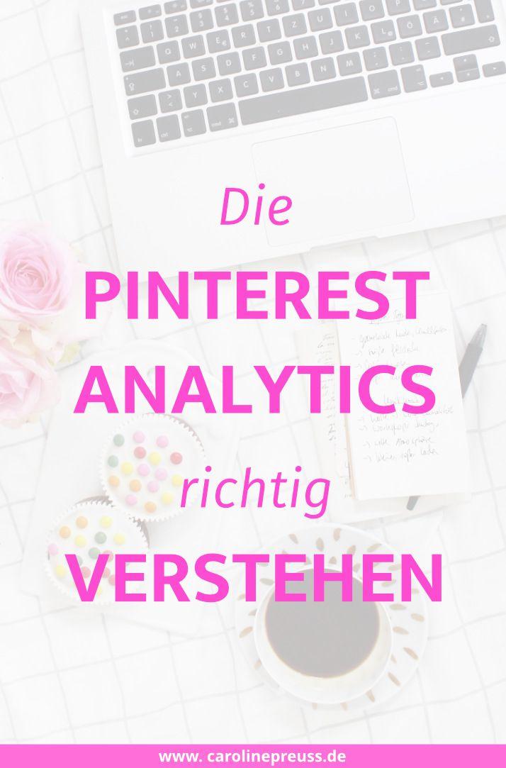 """Pinterest Tipps: Verstehe und analysiere deine Pinterest Analytics richtig! Sobald du deinen Business Account eingerichtet hast, findest du die Analytics-Funktion links oben in der Ecke. Das geniale an den Statistiken ist, dass du sowohl dein gesamtes Pinterest-Profil, als auch die Performance deiner eigenen (verifizierten!) Website auslesen kannst. Richtig ausgewertet erhältst du dadurch enorme Infos zu deinem eigenen Blog Content (Stichwort: """"Was performed am besten?"""") und den Interessen…"""