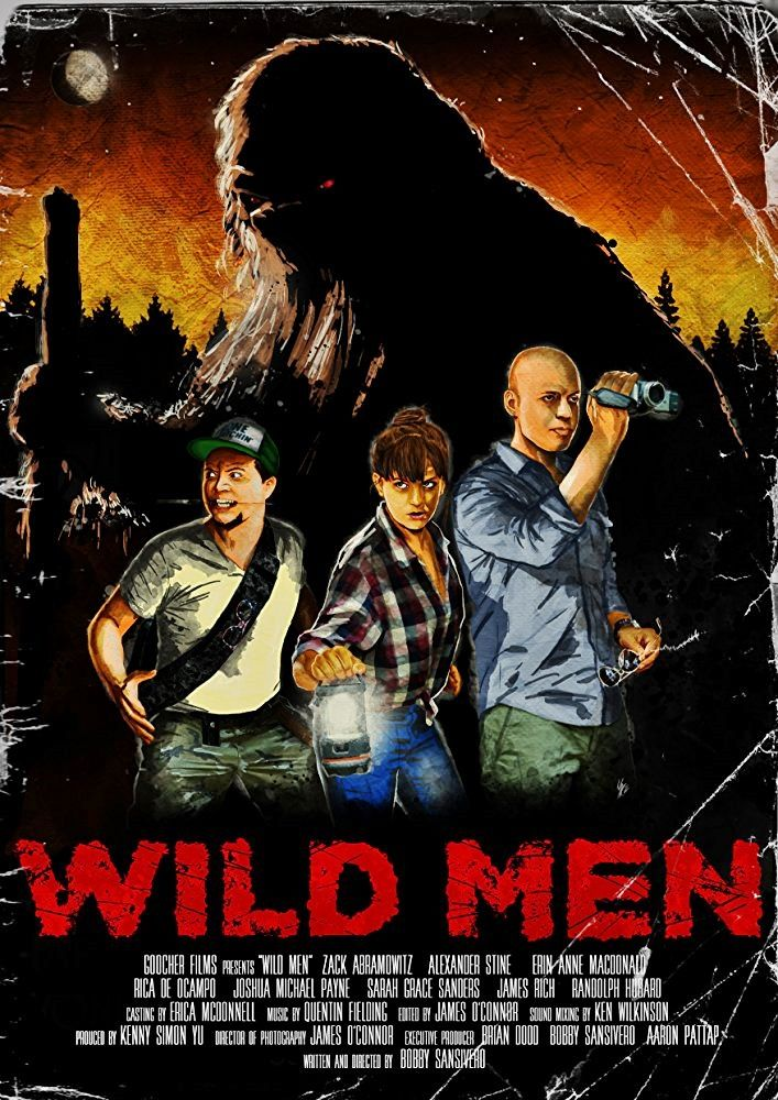 Wild Men 2017 Horror Sci Fi Thriller And Cult Films In 2018