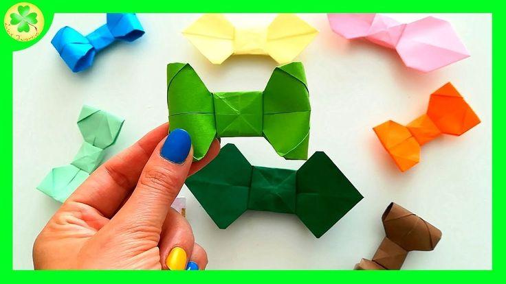 Elegancka, papierowa mucha! Z pomocą naszego filmiku sami możecie nauczyć się ją tworzyć! :D  #mucha #bowtie #muszka #origami #papercraft #papercrafts #craft #crafts #diy #zróbtosam #handmade #rękodzieło #tutorial #jakzrobić #howto #sposóbwykonania #instrukcja #instruction #lubietworzyc #film #filmik #movie #wideo #video #YouTube #youtube