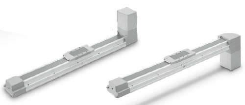 Actionneur linéaire / électrique / de type glissière LEFB series SMC PNEUMATIC
