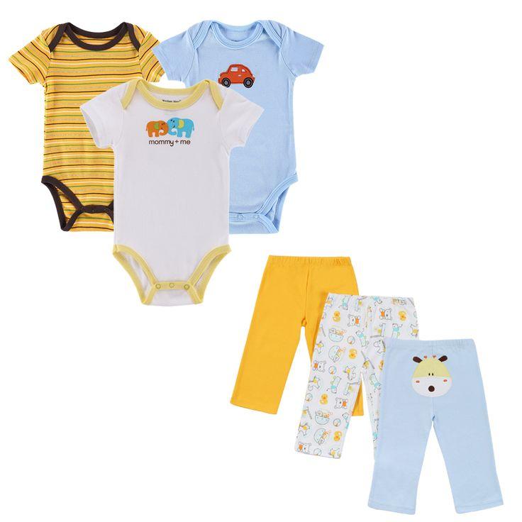 $17.96 (Buy here: https://alitems.com/g/1e8d114494ebda23ff8b16525dc3e8/?i=5&ulp=https%3A%2F%2Fwww.aliexpress.com%2Fitem%2FBaby-Boys-Clothing-Sets-Bebe-Minion-Suits-Infant-Newborn-Clothes-Sets-Kids-Vest-Rompers-With-Pants%2F32658113889.html ) Baby Boys Clothing Sets Minion Suits Infant Newborn Clothes Sets Kids Vest Rompers With Pants 3 Pcs Sets Children Suits for just $17.96